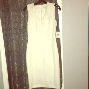 NWT Calvin Klein bodycon dress